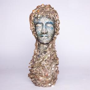 Sculpture Sirène